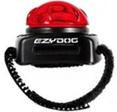 EzyDog Adventure Light - Small - rood