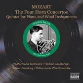 Mozart: 4 Horn Concertos / Pia