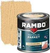 Rambo Pantserlak Parket Transparant Mat Kleurloos 0000-1,25 Ltr