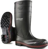 Dunlop A442031 Acifort Zwart Knielaarzen S5 Heren