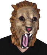 4 stuks: Masker Leeuw - Latex
