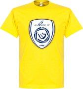 Al Nassr Logo T-Shirt - Geel - S