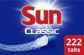 Sun Classic vaatwastabletten - 222 stuks - Kwartaalbox