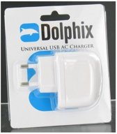 Dolphix Universele USB AC Oplader Wit