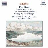 Grieg: Peer Gynt Suites 1 & 2 / Maksymiuk, BBC Scottish SO