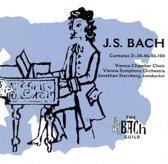 Bach Cantatas 21, 34, 46, 56, 104