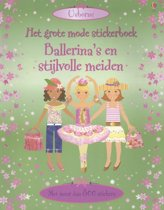 GROTE MODE STICKERBOEK