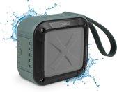 Nikkei BOXX1GY Waterbestendige Bluetooth speaker - Grijs