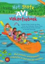 Boekomslag van 'Het grote AVI vakantieboek 2'