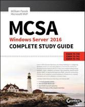 MCSA Windows Server 2016 Complete Study Guide