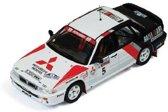 Mitsubishi Galant VR-4 #5 RAC Rally 1988 - 1:43 - IXO Models