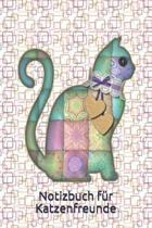 Notizbuch f r Katzenfreunde