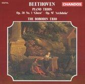 Beethoven: Piano Trios 'Ghost' & 'Archduke'/ Borodin Trio