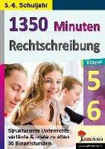 1350 Minuten Rechtschreibung / Klasse 5-6