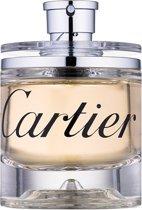 MULTI BUNDEL 2 stuks Cartier Eau De Cartier Eau De Perfume Spray 50ml