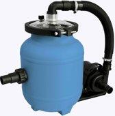 Filterpomp speedclean - 4m3/u - Inclusief polysphere - Aqualoon - Filterpomp - Zwembadpomp