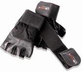 Fitness handschoen met pols steun-S