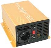 24V - 230V Zuivere sinus Spanningsomvormer 600W