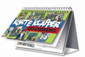 Boek cover Korte klapper geschiedenis van Onbekend