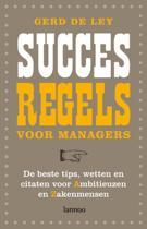 Succesregels Voor Managers