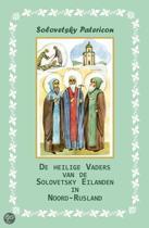 Solovetski Patericon