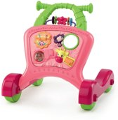 Sit to Stride Activity Walker Pink