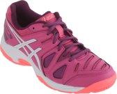 Asics Gel-Game 5 (GS) Tennisschoenen - Maat 37.5 - Unisex - roze/paars/wit