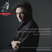Shostakovich Cello Concerto No.1 Lu