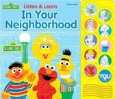 Listen & Learn Book Sesame Street