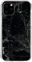 Casetastic Smartphone Hoesje Softcover Apple iPhone 11 Pro - Black Marble