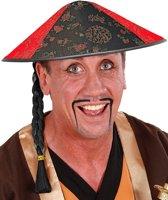 Chinese hoed - Verkleedhoofddeksel