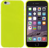 Colorfone PREMIUM CoolSkin Hoesje / Case / Cover voor de Apple iPhone 6 Plus Licht Groen