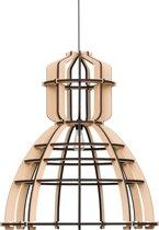 Het Lichtlab Hanglamp no.19 xxl industrielamp