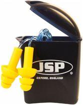 JSP Maxifit Pro oordoppen met koord en beschermdoosje