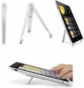 """Universele Tablet en e-Reader Standaard, Uitklapbaar statief, Kleur Grijs"""