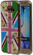 Samsung Galaxy S6 G920F Hoesje Keizerskroon TPU