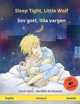 Sleep Tight, Little Wolf - Sov gott, lilla vargen (English - Swedish)