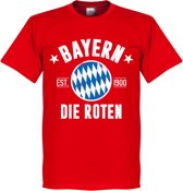 Bayern Munchen Established T-Shirt