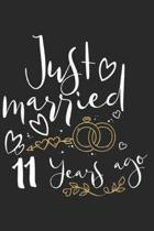 Just Married 11 Years Ago