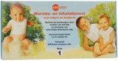 Aromed Arovest Warmte- en Inhalatievest voor Baby en Kind