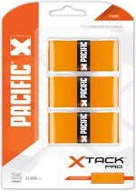 Pacific X Tack Pro - Tennisgrip - 0.55mm - Oranje thumbnail