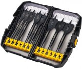 Dewalt 8 delige set Speedboren set