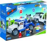BanBao Politie Politieauto - 8345