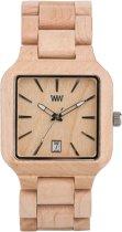 WeWOOD METIS - Houten horloge - Beige