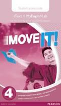Move It! 4 eText & MEL Students' Access Card