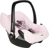 Koeka Hoes voor Maxi-Cosi Antwerp One Size - old baby pink