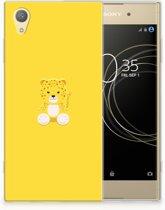Sony Xperia XA1 Plus Uniek TPU Hoesje Baby Lepperd