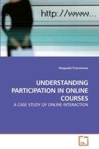 Understanding Participation in Online Courses