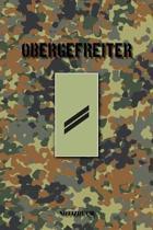 Obergefreiter: Vokalbelheft / Heft f�r Vokabeln - 15,24 x 22,86 cm (ca. DIN A5) - 120 Seiten