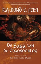 Saga van de Chaosoorlog 3 - Het einde van de magiër